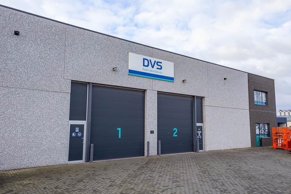 Dutch Valve Service gebouw